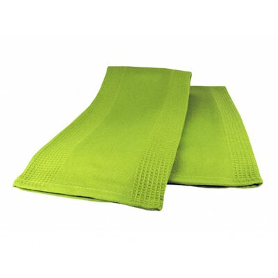 MU Kitchen MUbamboo Dish Towel in Moss (Set of 2)