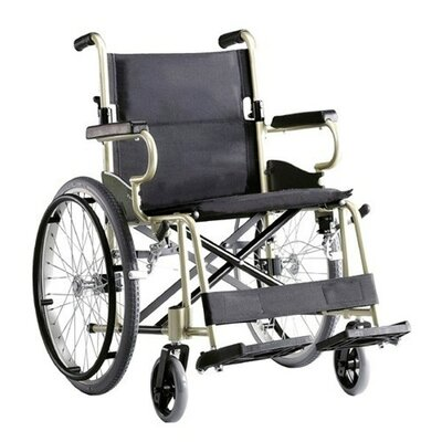 "Karman Healthcare Compact 18"" Ultra Lightweight Wheelchair"