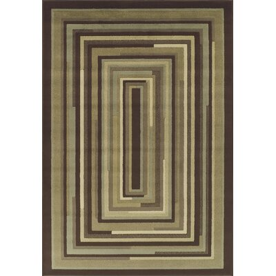 Carlisle Chocolate Border Rug