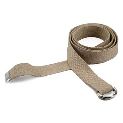 Natural Fitness 8' Professional Hemp Yoga Strap