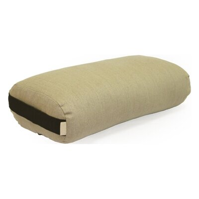 Natural Fitness Hemp Yoga Bolster - Rectangle