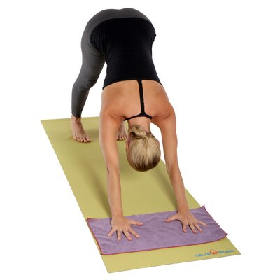 Natural Fitness Yoga Towel