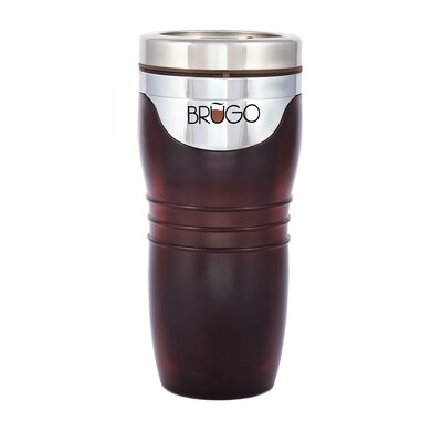 Leak Proof Thermodynamic Travel Mug in Executive Truffle