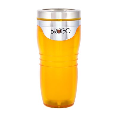 Leak Proof Thermodynamic Travel Mug in Jazz Sunshine