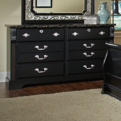 Standard Furniture Vienna 6 Drawer Dresser