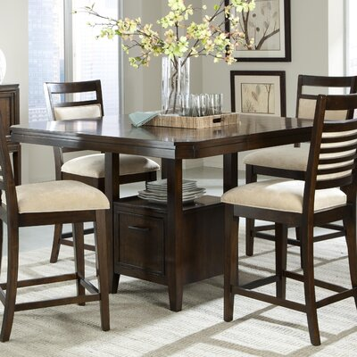 Counter Height Dining Set : Standard Furniture Avion 5 Piece Counter Height Dining Set