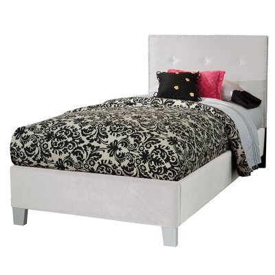 Young Parisian Upholstered Bed