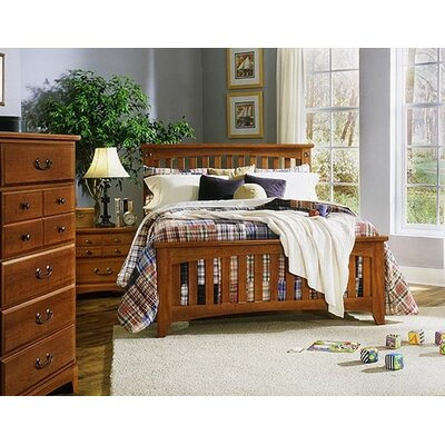 Standard Furniture City Park Slat Bed
