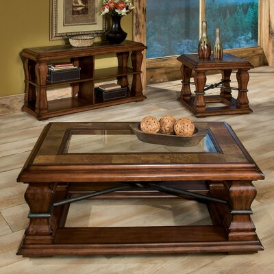 Standard Furniture Breckenridge Coffee Table Set