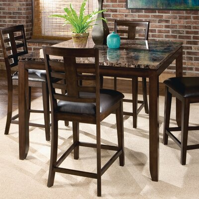 Standard Furniture Bella 5 Piece Counter Height Dining Set