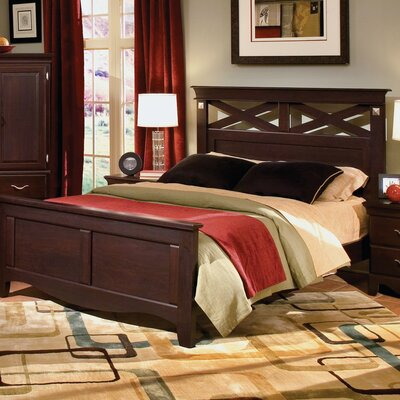 City Crossing Panel Bed