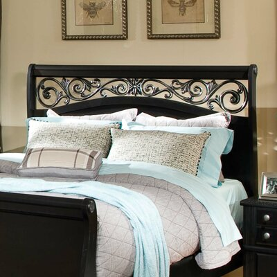 Standard Furniture Madera Sleigh Bed