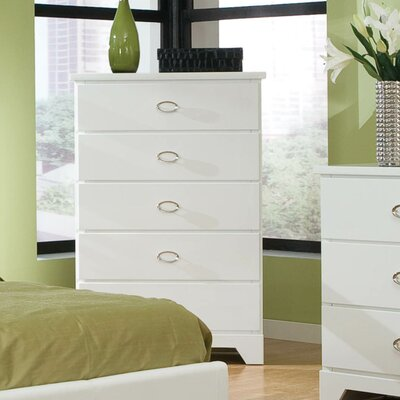 Standard Furniture Meridian 5 Drawer Chest