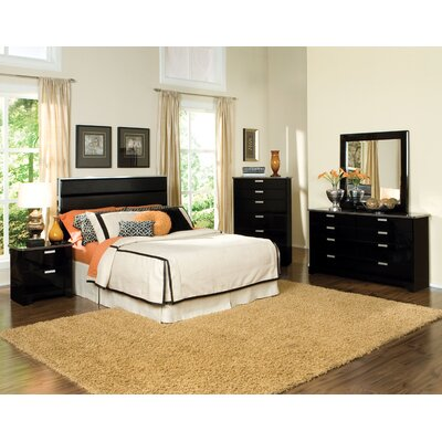 Standard Furniture Folio 5 Drawer Chest