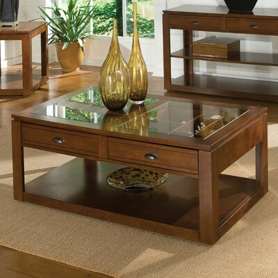 Showoff Coffee Table with Caster