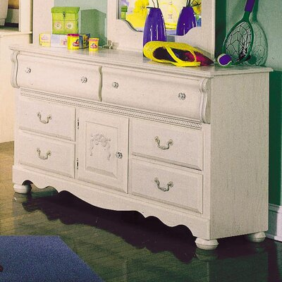 Diana 6 Drawer Dresser