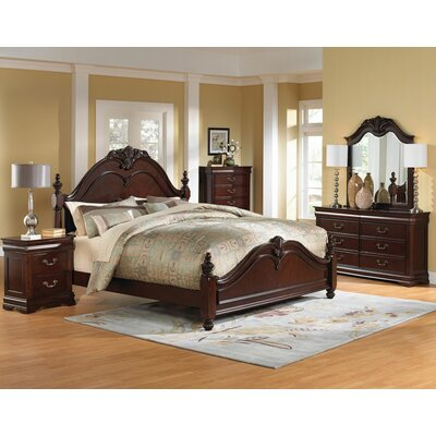 Standard Furniture Westchester Panel Bedroom Collection