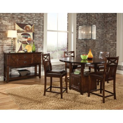Standard Furniture Sonoma Counter Height Dining Table