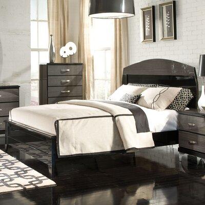 Decker Panel Bed
