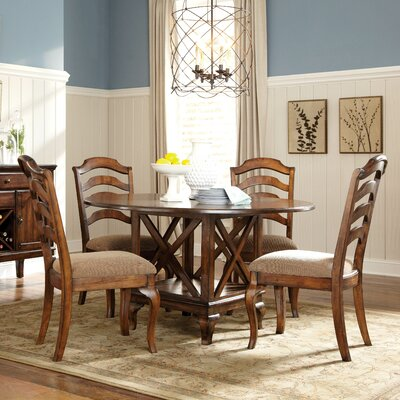 Standard Furniture Crossroads 5 Piece Dining Set