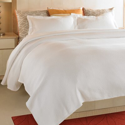 Wildcat Territory Seascape Coverlet Set