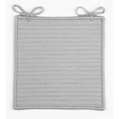 Colonial Mills Seascape Square Braided Chair Pad