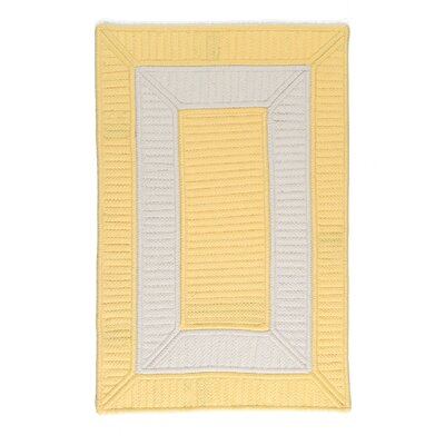 Colonial Mills Collection 14 Yellow Rug