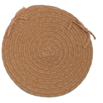 Colonial Mills Jackson Round Braided Chair Pad