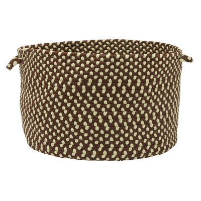Colonial Mills Montego Bright Brown Utility Basket