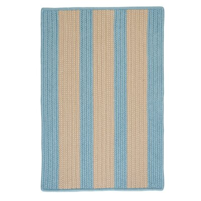 Boat House Light Blue Rug