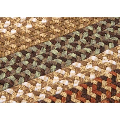 Colonial Mills Fabric Multi Natural Rug