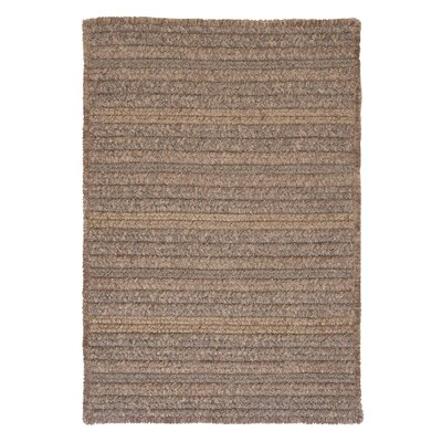Colonial Mills Texture Woven Rich Brown Rug