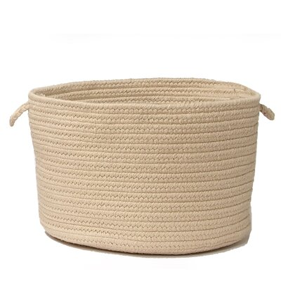 <strong>Colonial Mills</strong> Georgetown Braided Utility Basket