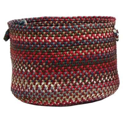 Chestnut Knoll Braided Utility Basket