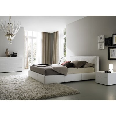 Rossetto USA Touch Platform Bed