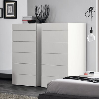 Rossetto USA Start 6 Drawer Chest