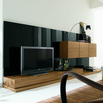Rossetto USA Lounge Compositions Entertainment Center