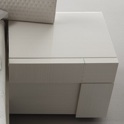 Rossetto USA Domino Left Door Nightstand