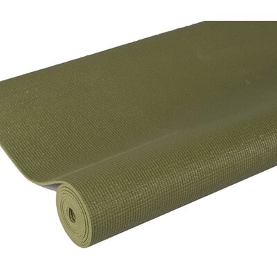 J Fit Premium Yoga Mat in Olive