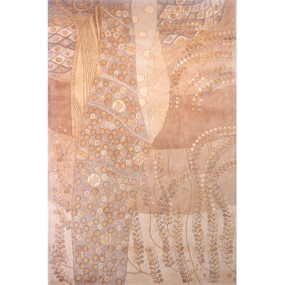 Momeni New Wave Beige Rug