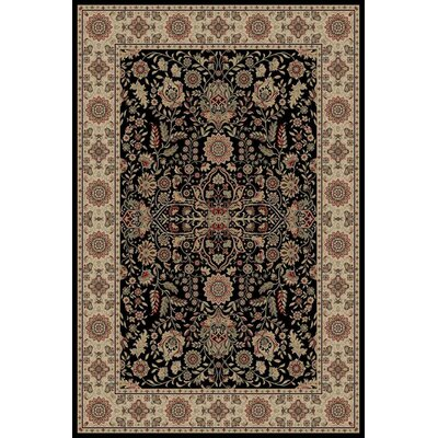 Momeni Royal Black Rug