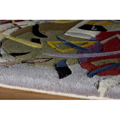 Momeni New Wave Multicolored Rug