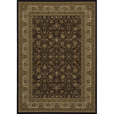Royal Black Rug