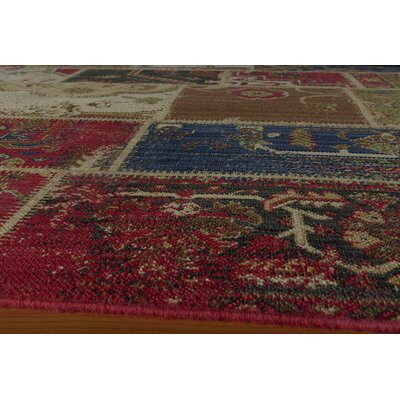 Momeni Vintage Assorted  Patchwork Rug