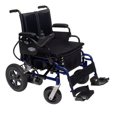 Everest & Jennings Metro Power III Wheelchair