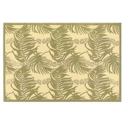 The Rug Market Botanical Lacey Ferns Rug
