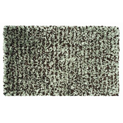 The Rug Market Shaggy Raggy Sage/Brown Kids Rug