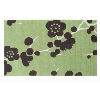 The Rug Market Resort Niobe Green/Brown Rug