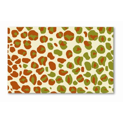 The Rug Market Jungle Cheetah Cream Kids Rug