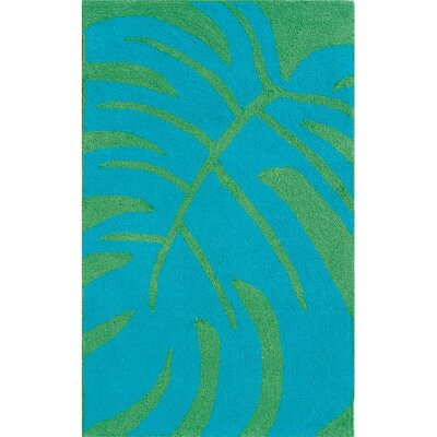 Resort Ginger Blue Rug